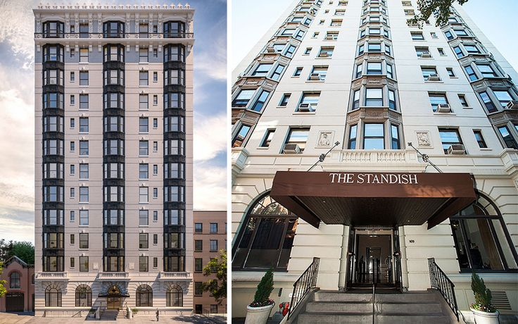 The Standish is undergoing a conversion to feature thirty-two condominium residences at its historic Brooklyn Heights location.
