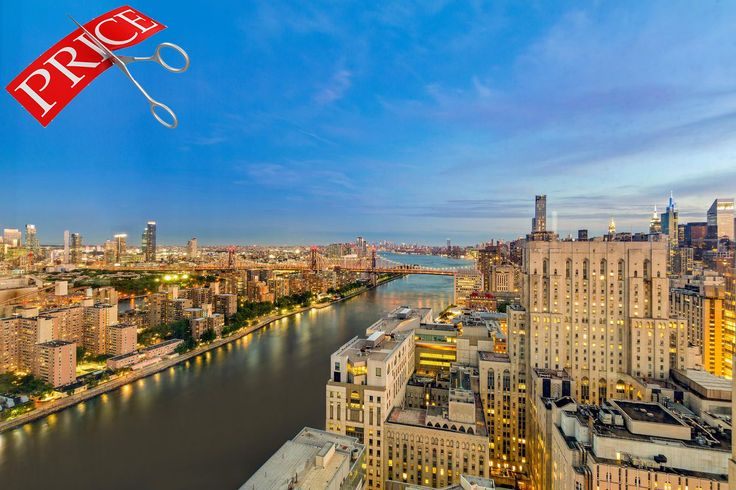 This week's for-sale price reductions include a 4-bed condo at the Belaire slashed by $1M (Corcoran)
