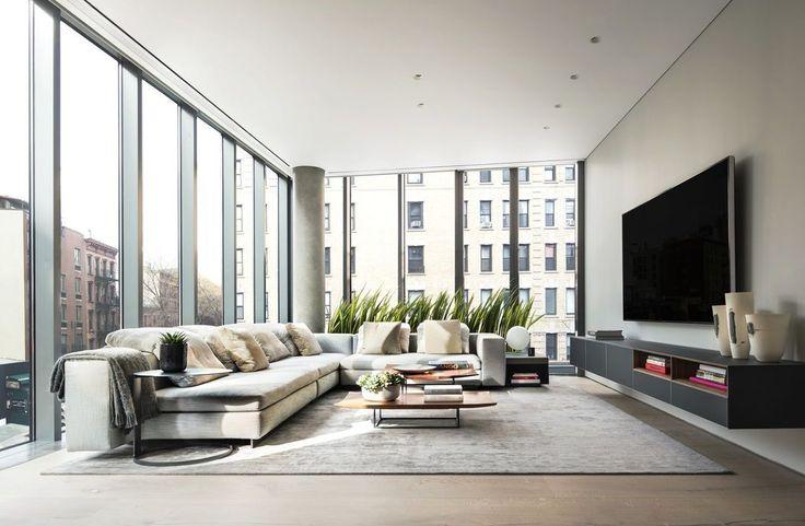 152 Elizabeth Street (Model apartment photo via COmpass)