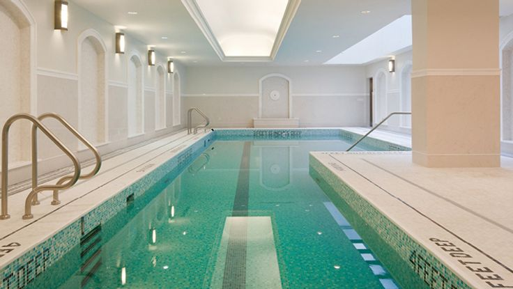 Pool, 535 West End Avenue, Condo, Manhattan, NYC