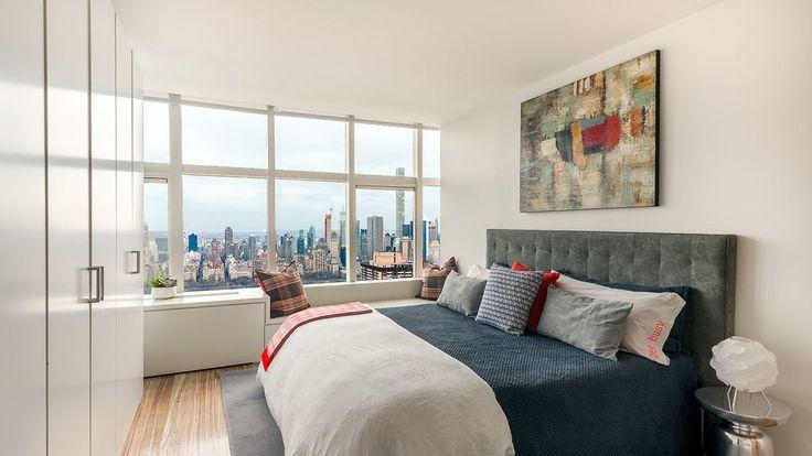 Bedroom, 3 Lincoln Center, Condo, Manhattan, NYC