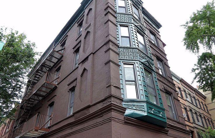 Exterior photo of 739 President Street via Highline Residential