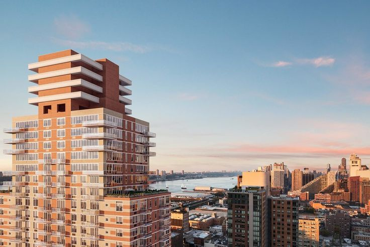Riverbank at 560 West 43rd Street (Image via riverbankny.com)