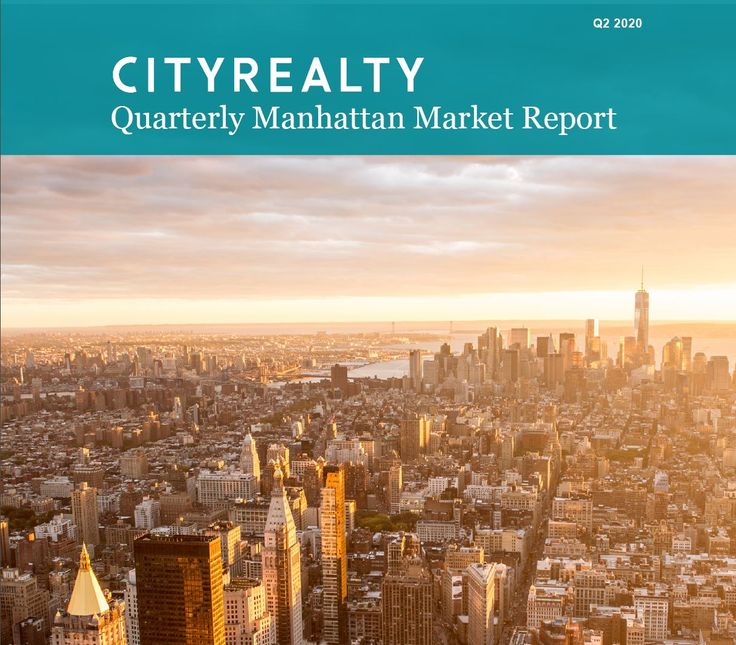 CityRealty Quarterly Manhattan Market Report