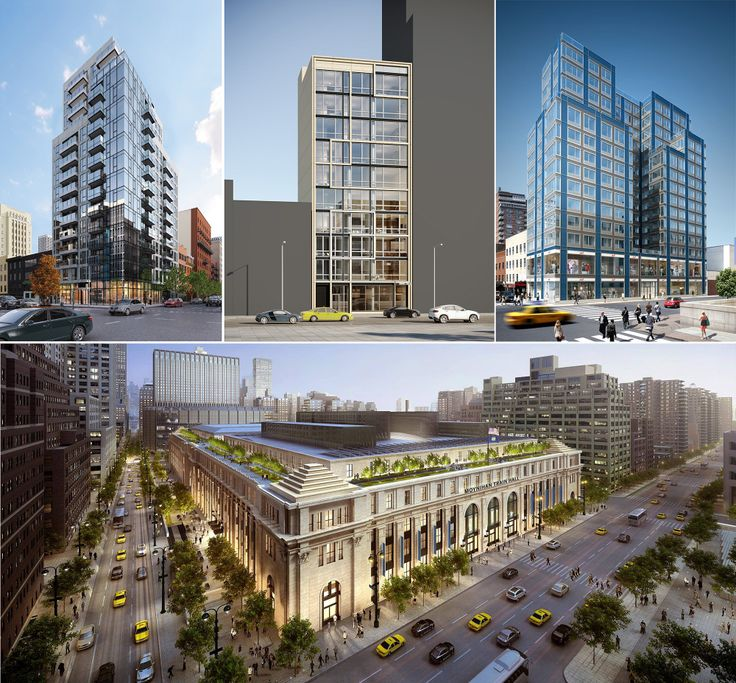 As renderings show, an overlooked section of Chelsea could look very different