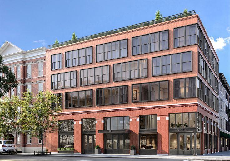 Rendering of 70 Henry Street exterior (Mettle Property Group)