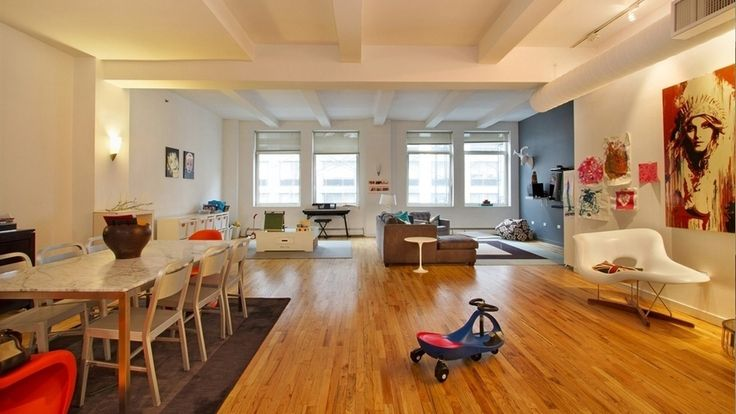 Chelsea Atelier, Apartment, Manhattan, New York