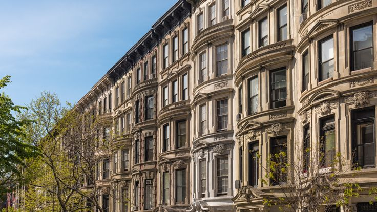 Brownstones on the Upper West Side (CityRealty)