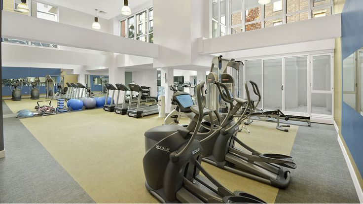 Exercise Room, 125 North 10 Street, Condo, Manhattan, NYC