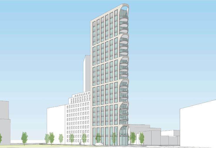 Preliminary rendering of 41-05 29th Street