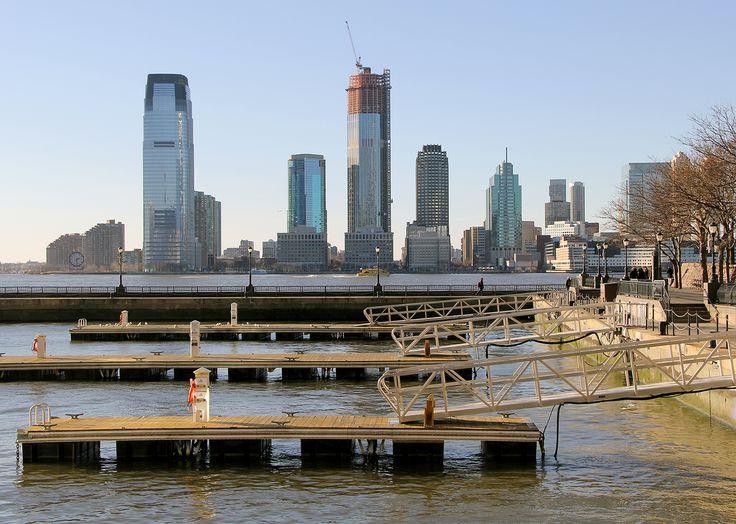 99 Hudson Street as seen from lower Manhattan (CityRealty)