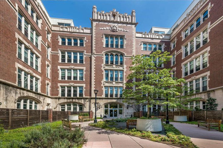 PS 90, a former public school turned condo in Harelm (Compass)