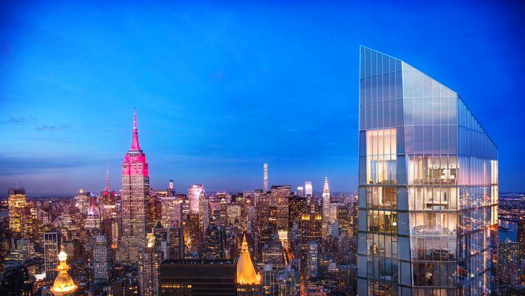 Madison Square Park Tower (Rendering credit: Moso Studio)