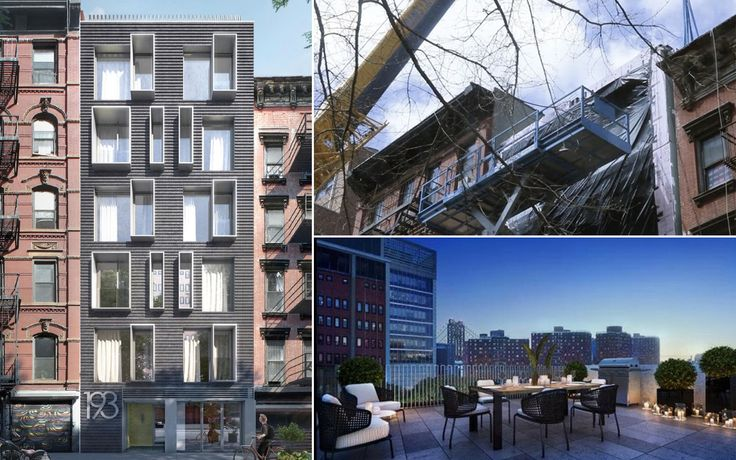 193 Henry Street image credits: Think! Architecture + Design