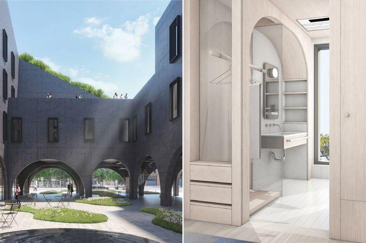 All renderings via ODA Architecture