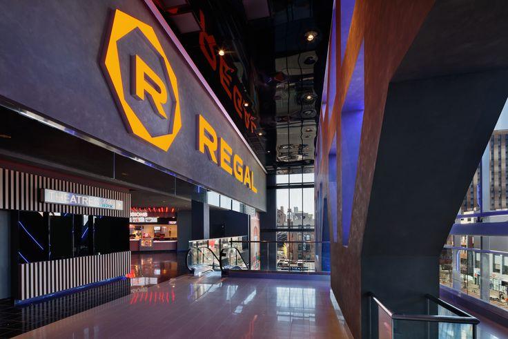 Photos via Regal Cinemas
