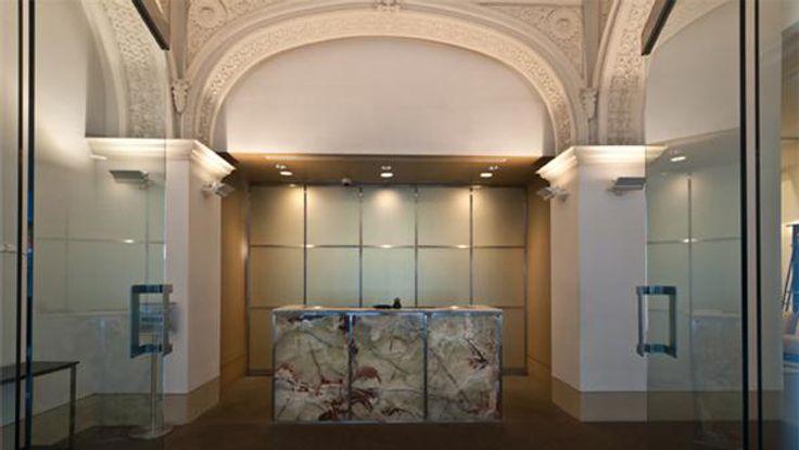 Lobby, 150 Nassau Street, Condo, Manhattan, NYC