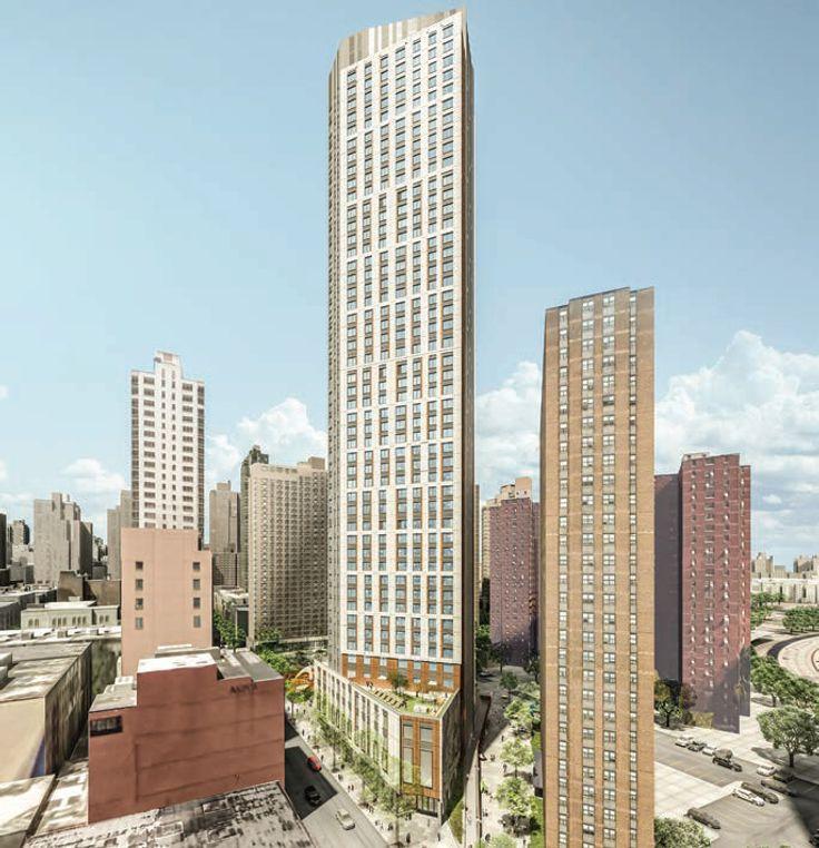 Rendering credit: New York CIty Housing Authority / FXCollaborative