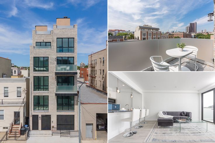 The Bevy presents new condos near Astoria's growing waterfront (All image via Modern Spaces)