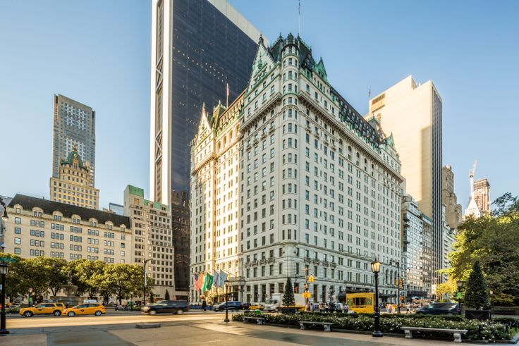 Best pied-a-terres in NYC (Photo: The Plaza via Sotheby's International Realty)