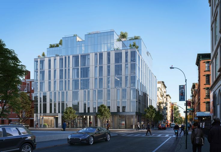 Glass-clad condos to be introduced to LES