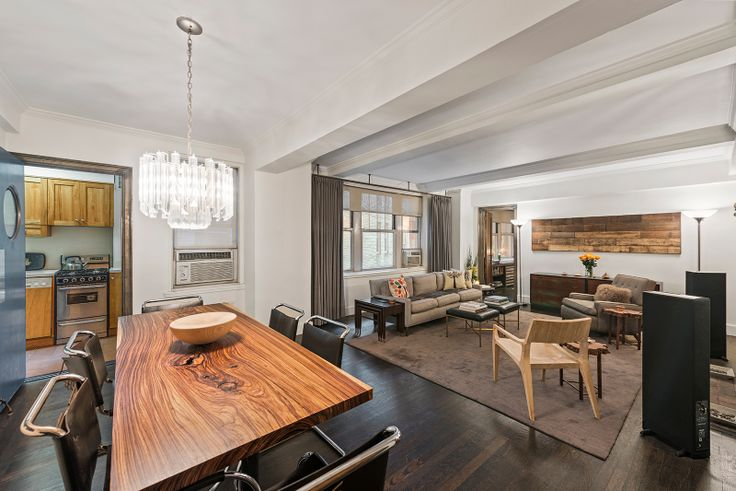 Apartment 2M, listed for sale at 2 Horatio Street