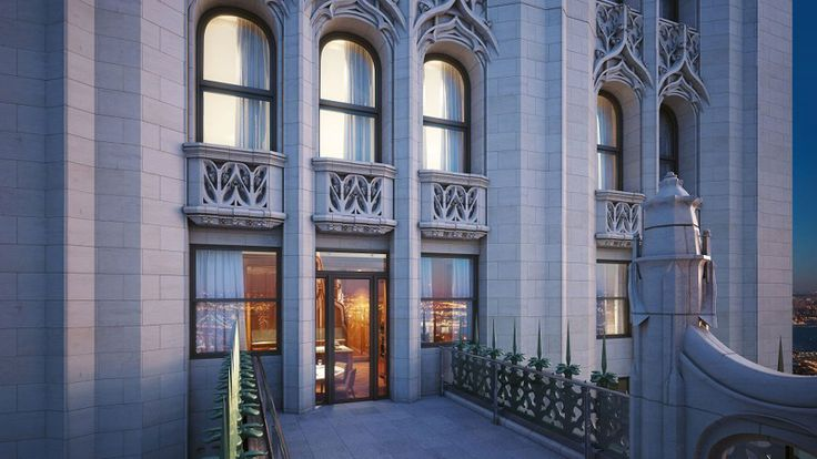 The Woolworth Residences, Luxury Condo, Financial District, New York City