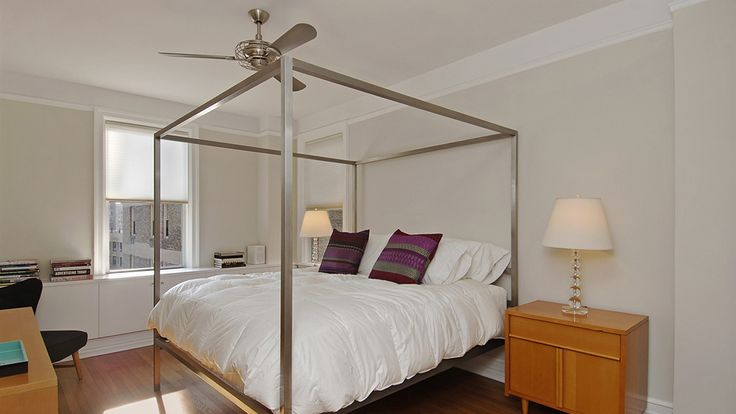 Bedroom, 173 Riverside Drive, Condo, Manhattan, NYC