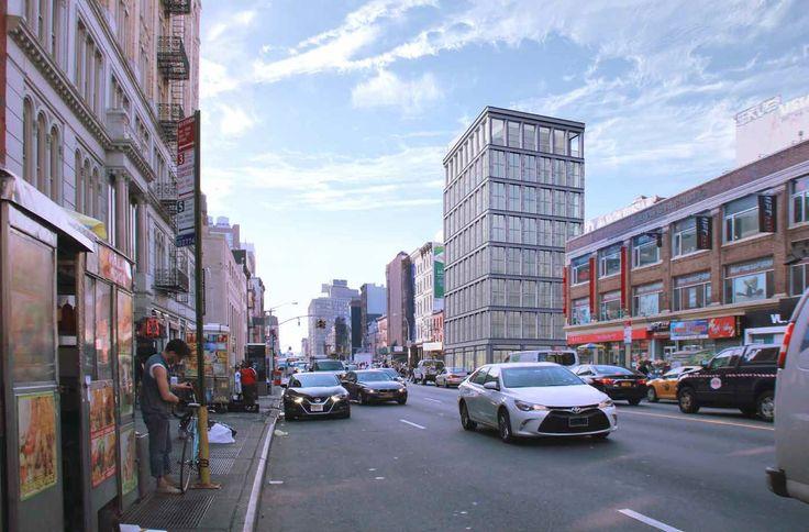 419-421 Broadway rendering (Morris Adjmi Architects via the LPC)