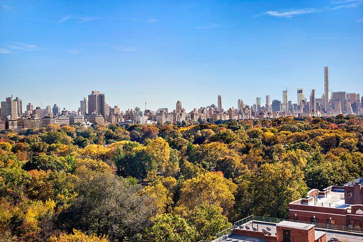 Central Park views via Compass