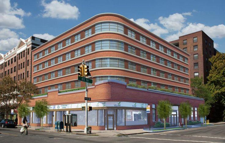 Latest proposed design of 84-11 37th Avenue