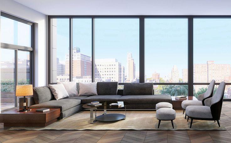 92 Morningside Avenue in Morningside Heights, Manhattan