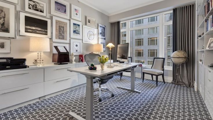 15 Central Park West Office