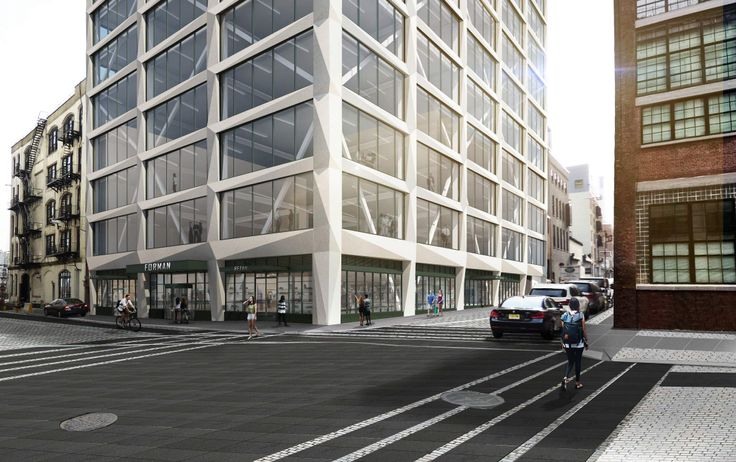 Rendering of 29 Jay Street via Marvel Architects for LPC