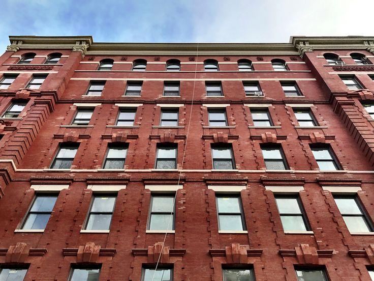 101 West 78th Street Exterior