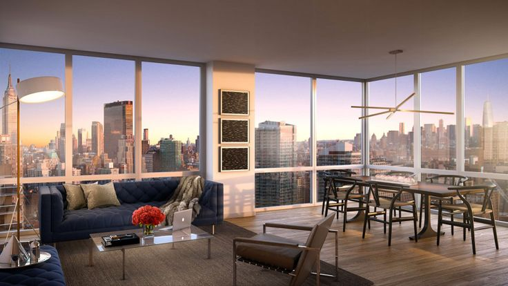 Sky 605 west 42nd street nyc rental apartments for 42nd street salon