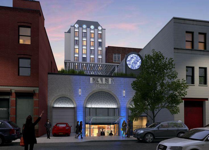 SoBro Park Hote (Upper Manhattan Development Corporation)