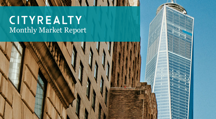 CityRealty's October 2018 market report includes all public records data available through September 30, 2018 for deeds recorded the prior month.