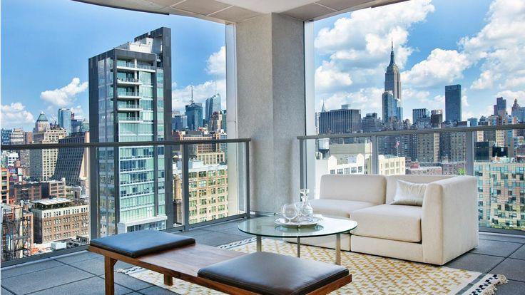 Balcony, 200 Eleventh Avenue, Condo, Manhattan, NYC