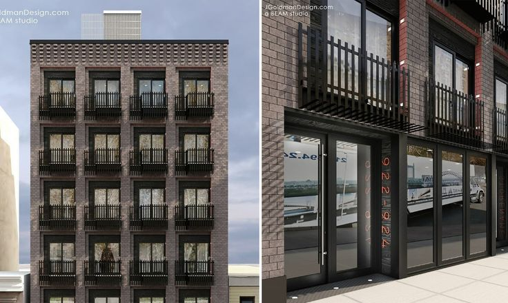 924 Myrtle Avenue via J Goldman Design