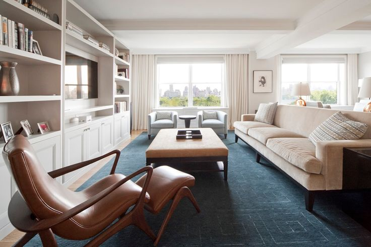 Central Park West residence by PACS Architecture