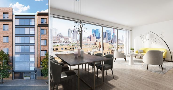All images of 424 West 52nd Street via New Empire Corp.