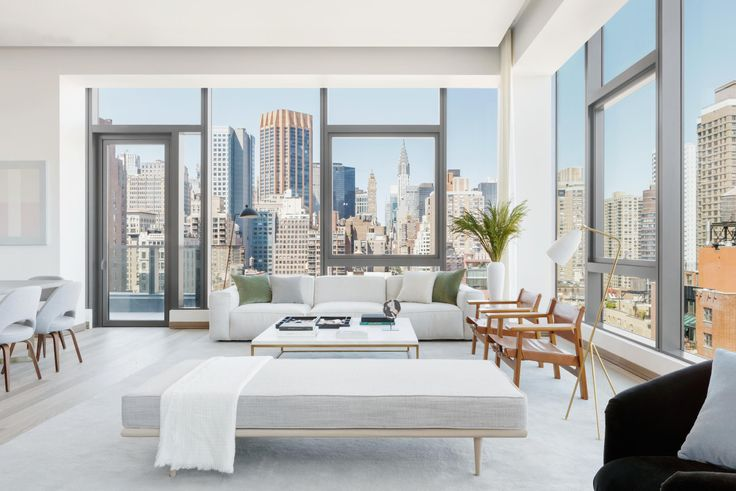 88&90 Lex's Penthouse A went into contract last week with an asking price of $11 million (Corcoran)