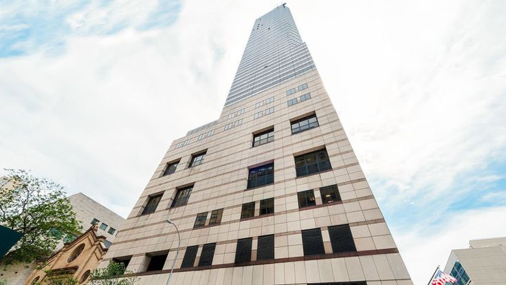 Exterior, 3 Lincoln Center, Condo, Manhattan, NYC