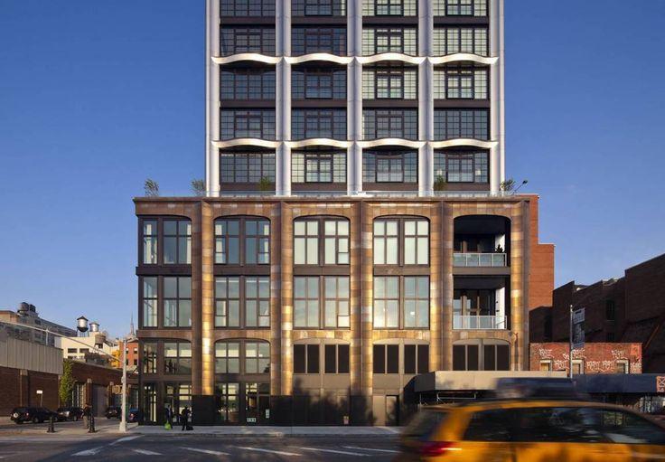 200 Eleventh Avenue, Exterior