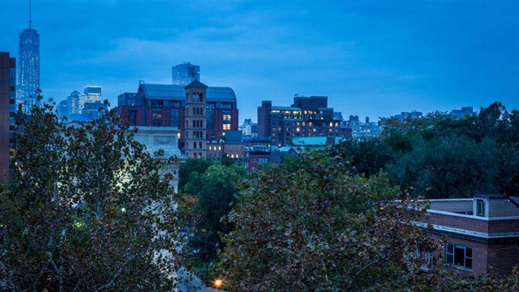 Washington Square Park, Manhattan, NYC
