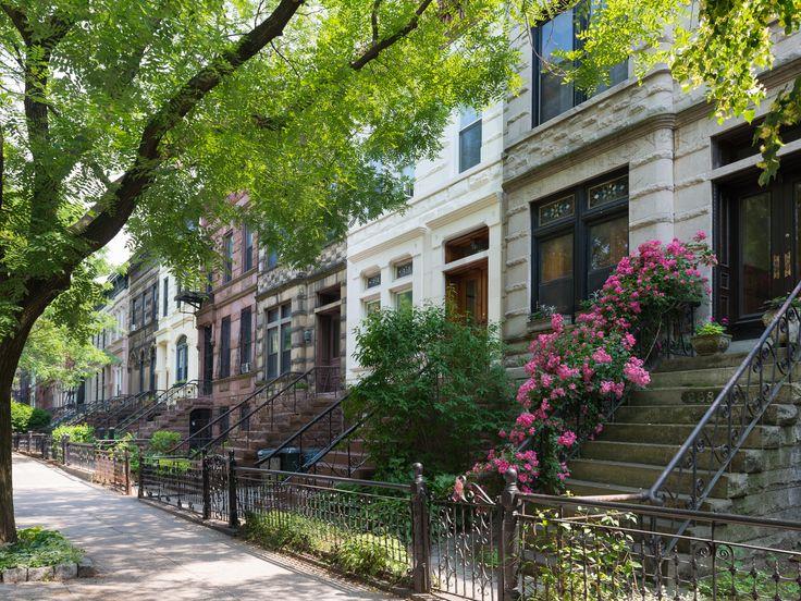 Dreamy brownstones in Prospect Heights (CityRealty)
