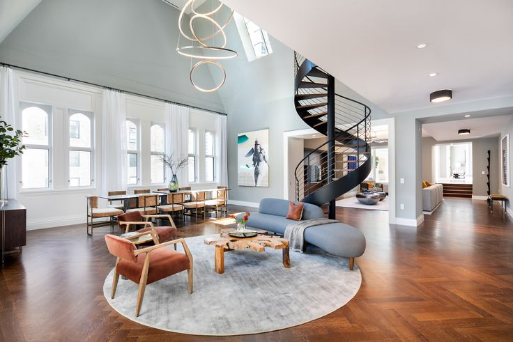 All images of The Woolworth Tower Residences via Alchemy Properties