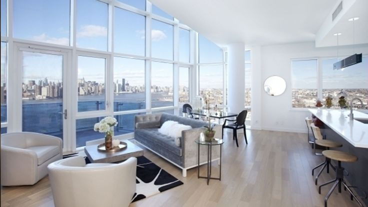 The Edge, Apartment, Manhattan, New York