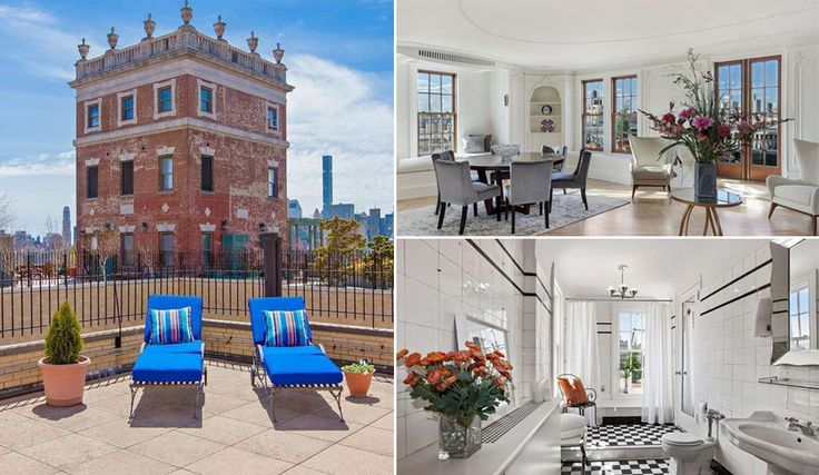 All images of 239 Central Park West via Corcoran